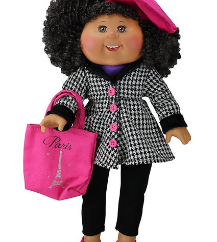 Cabbage patch kid doll