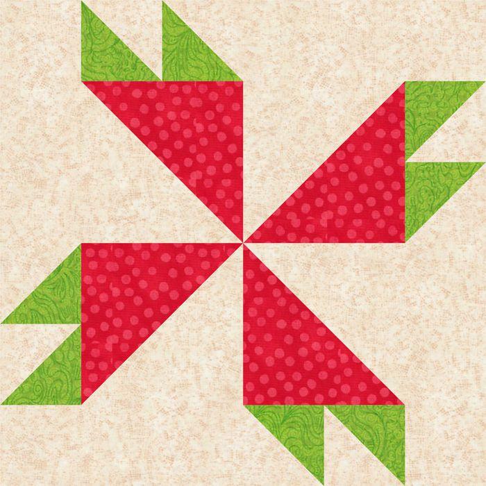 coin quilt pattern