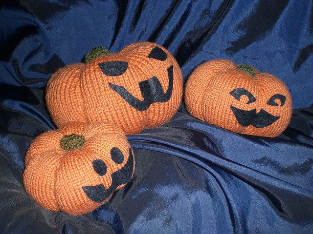 Free Pumpkin Knitting Patterns