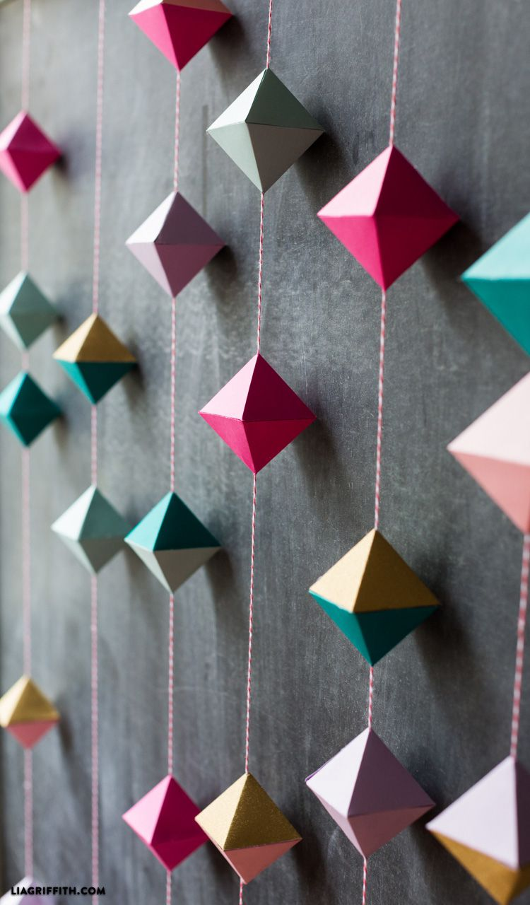 15 Fun Paper Garlands You Can Diy