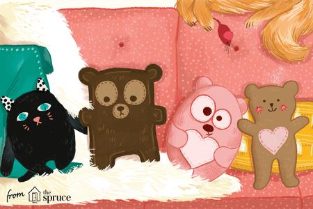 How to draw a cute Teddy Bear / Super Easy! - YouTube