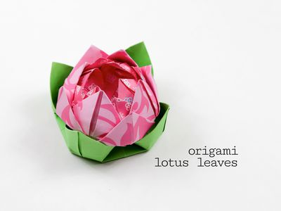 Make An Easy Origami Rose