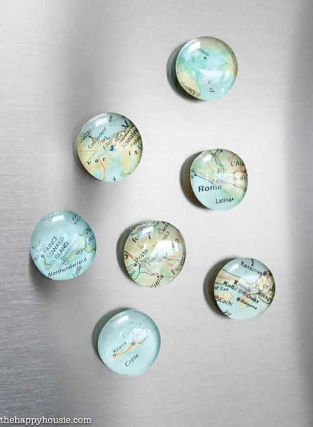 diy dollar store crafts magnets