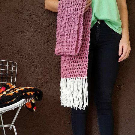 15 Fun Fabulous Free Fringed Crochet Patterns