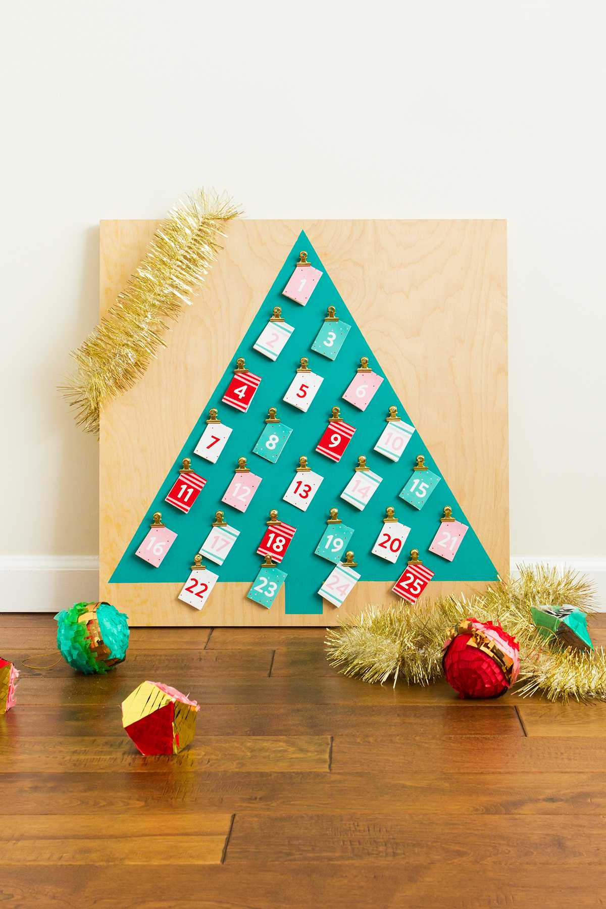 19 DIY Advent Calendars for Adults