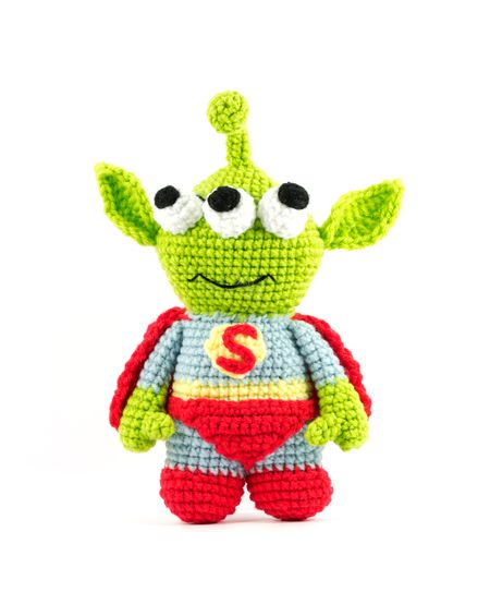 Free Outer Space Crochet Patterns