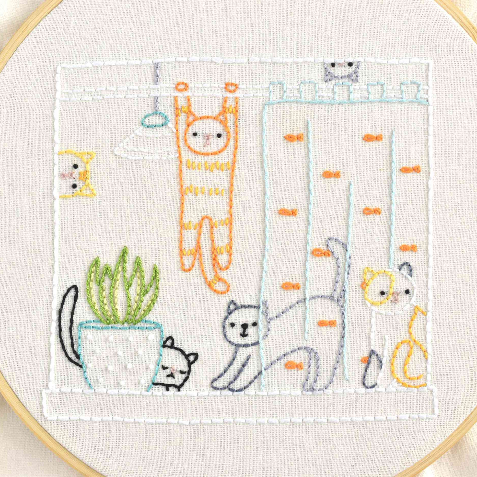 Our Top 20 Free Embroidery Designs