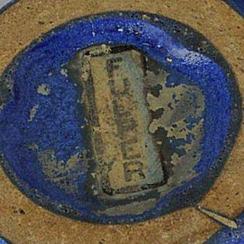 Fulper Pottery Company Ink Mark