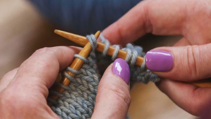 How To Slip Slip Knit Ssk