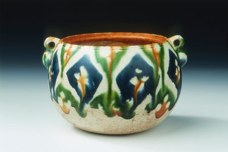 Wax Resist in Pottery Defined