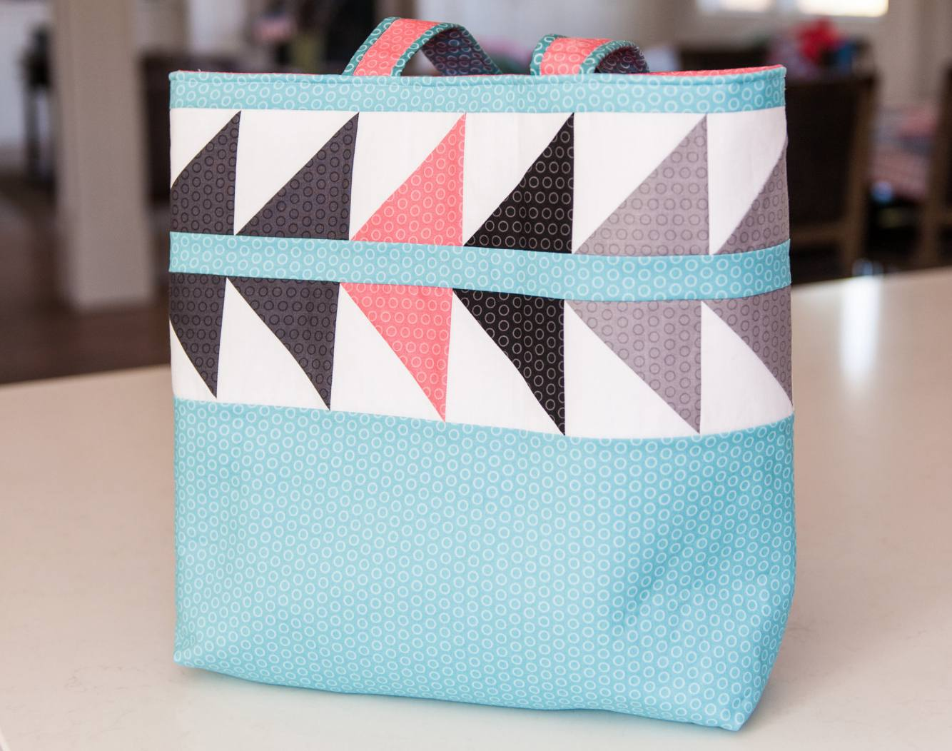 All in a Row Tote