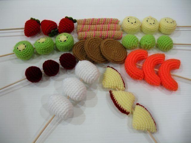 Horray for Veggies!!! Amigurumi Food Free Crochet Pattern ... | 479x640