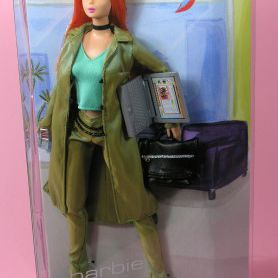 Modern Circle Barbie c. 2003