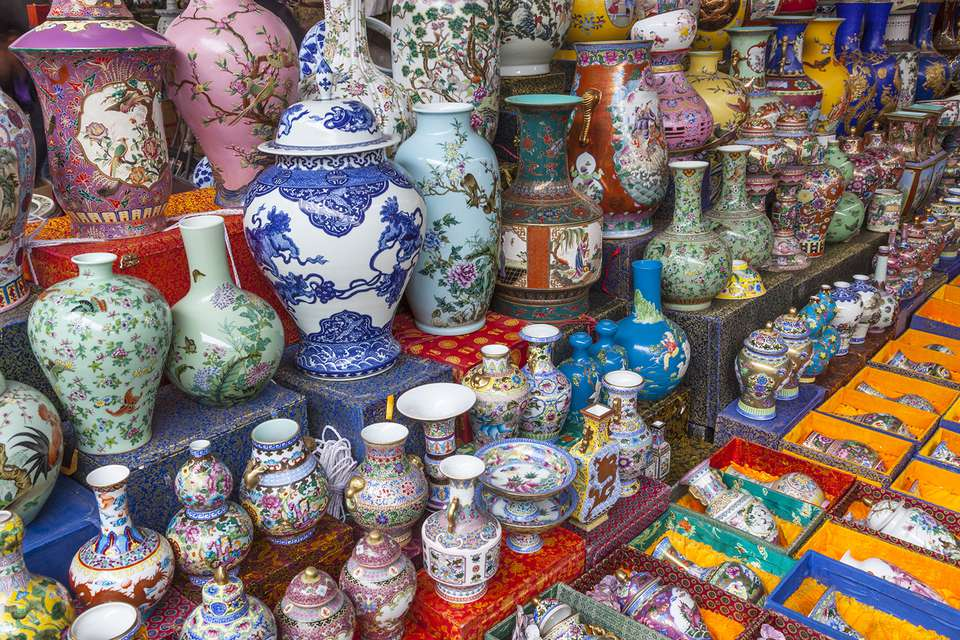 Chinese Vases for Sale