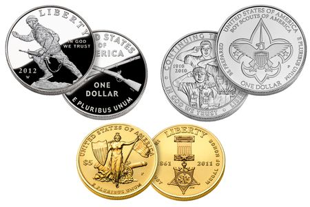 collecting commemorative coins