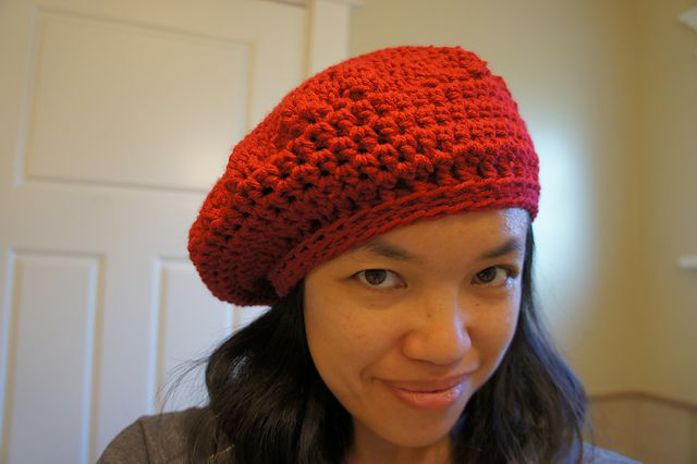 Free Crochet Beret Patterns Images Knitting Patterns Free Download