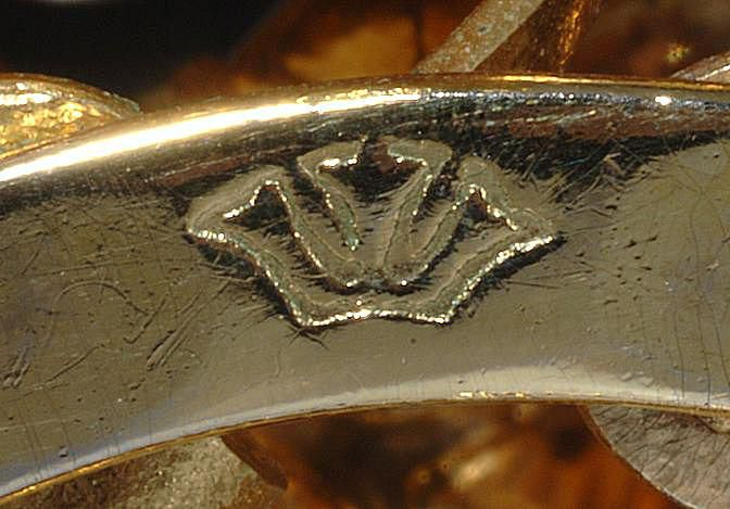 Ca. 1930s-1960s Schoffel & Co. Crown mark