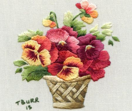 8 Embroidery Patterns And Kits For Advanced Stitchers
