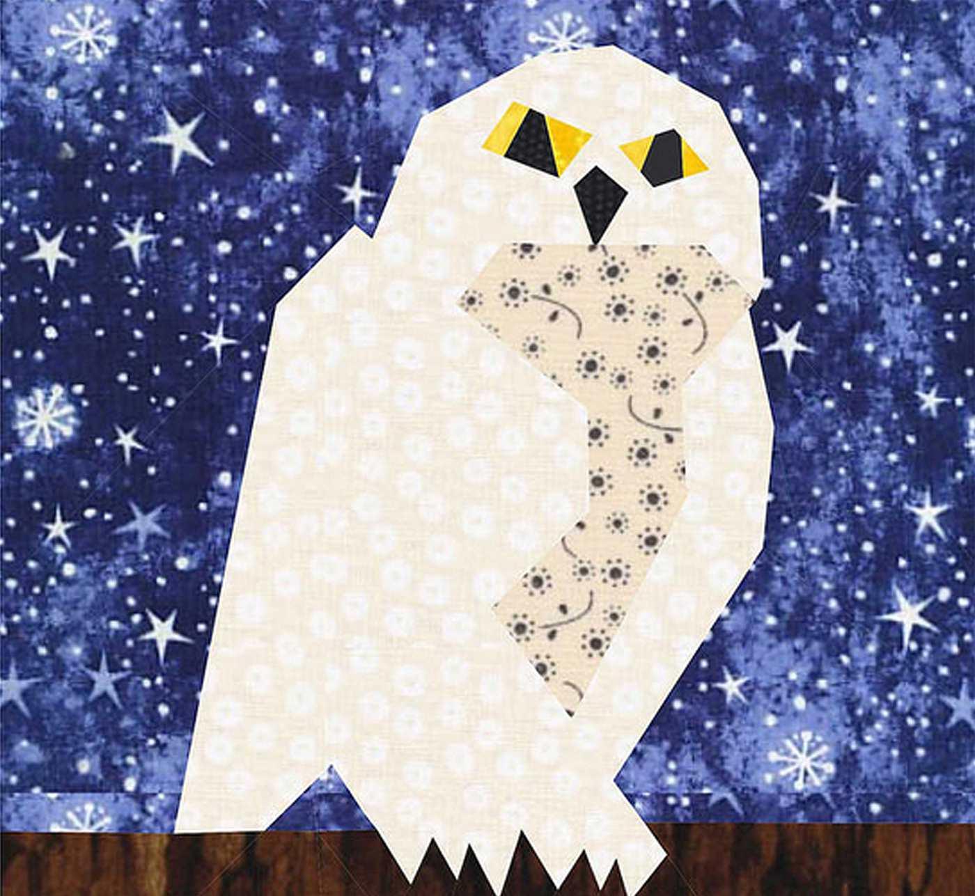 Hedwig Quilt Pattern