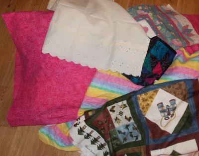 Ways to Embellish Pillowcases