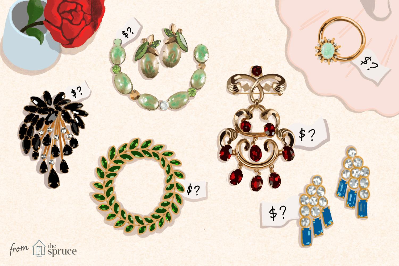 Vintage Costume Jewelry Identification