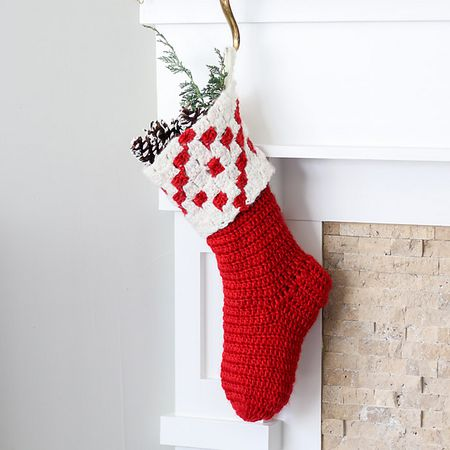 Top 40 Free Christmas Crochet Patterns Best Free Crochet Christmas Stocking Patterns