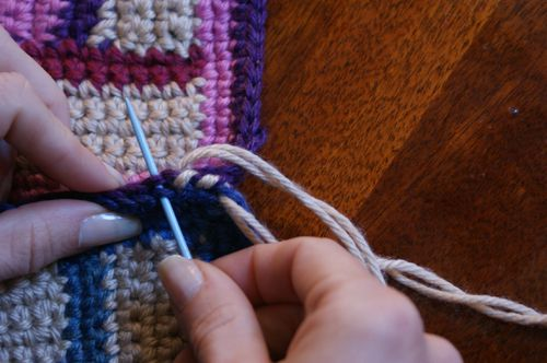 How To Whip Stitch Free Instructions