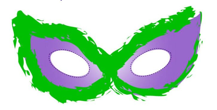 8 Free Printable Masquerade And Mardi Gras Masks