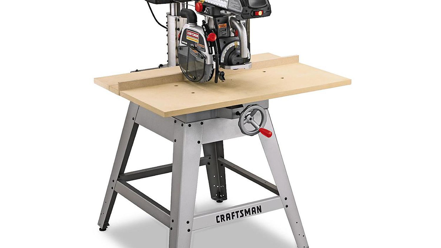 A Versatile Stationary Tool Is The Radial Arm Saw