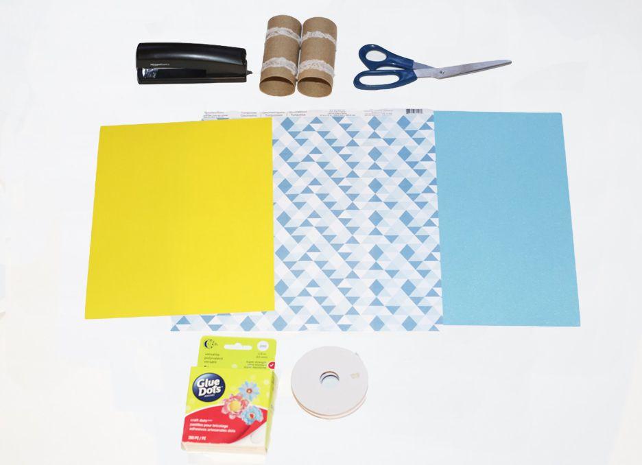 paper lantern supplies