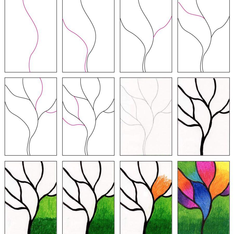 Blended Tree
