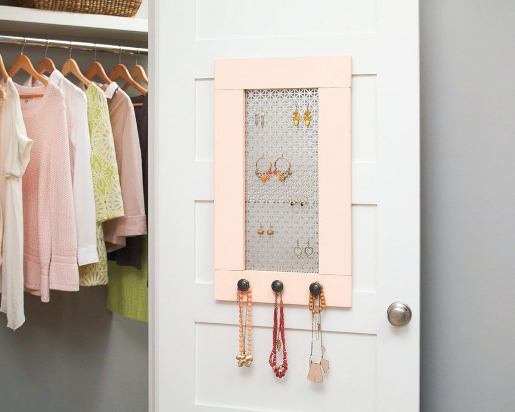 Small room DIY projects