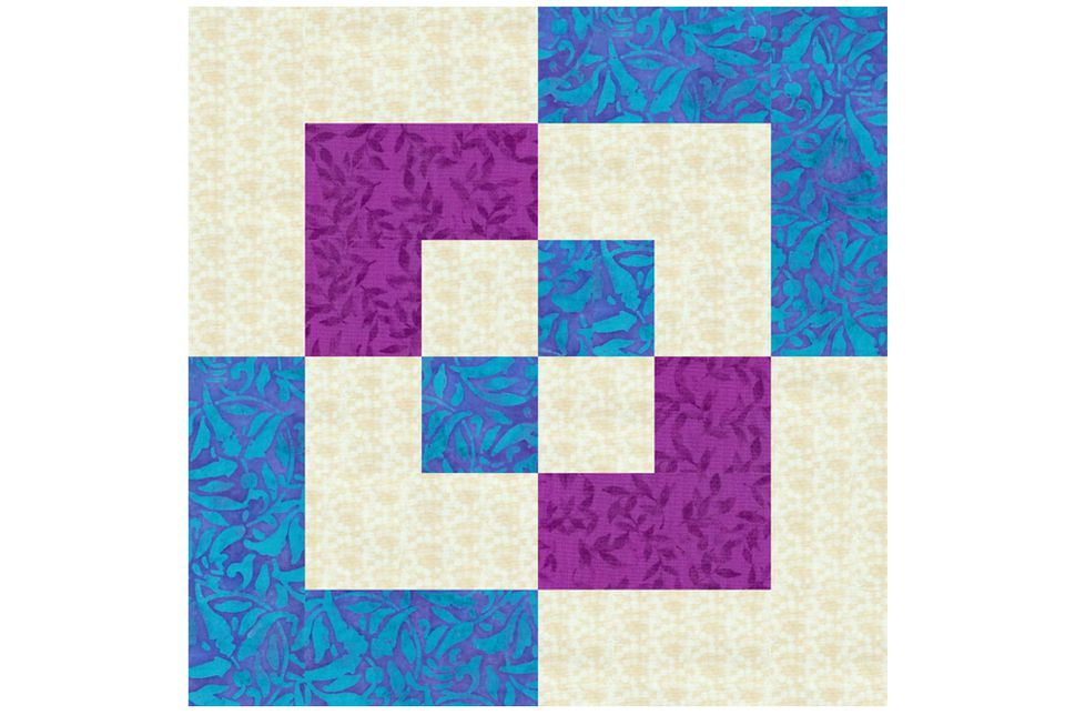 Bento Box Quilt Block Pattern