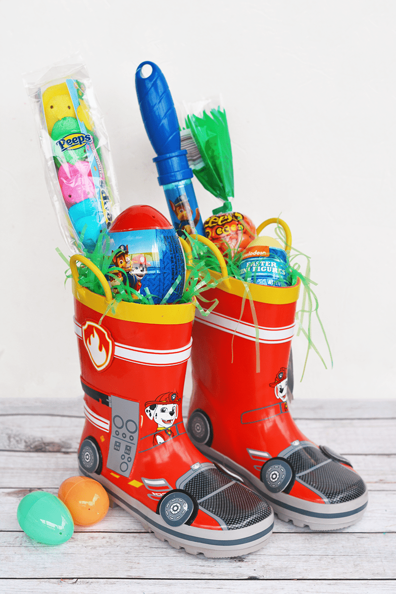 24 easter basket ideas we love easter basket ideas negle Image collections