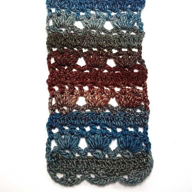 4720c32b0 23 Best Crochet Scarf Patterns