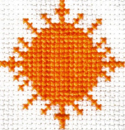 Free Simple Cross Stitch Patterns