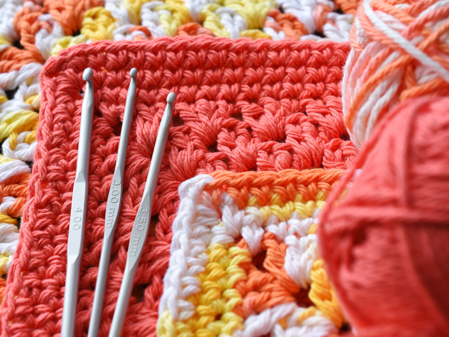 5 Free Crochet Washcloth Patterns