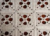 Thread Crochet Bedspread