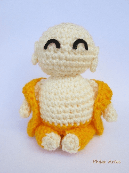 Free Buddha Crochet Pattern
