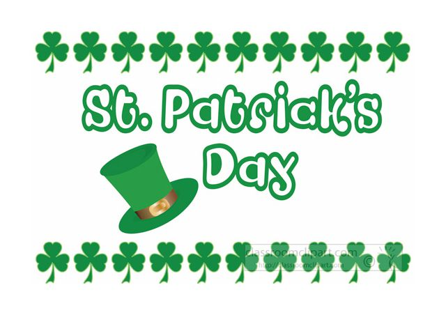 a603802d 9 Places to Find Free St. Patrick's Day Clip Art