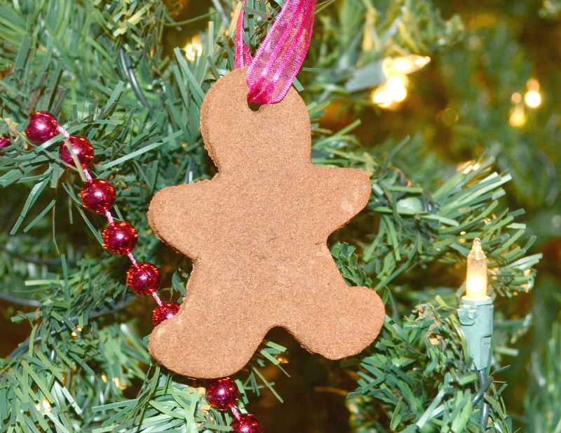 22 diy christmas tree ornaments diy gingerbread man ornament solutioingenieria Image collections