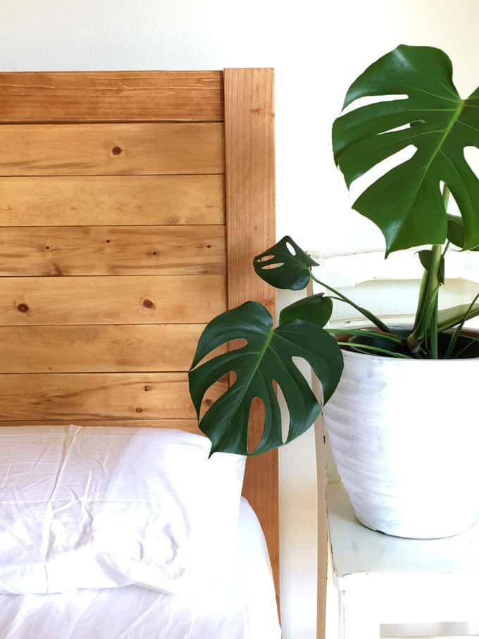 15 Diy Wood Headboards Anyone Can Build