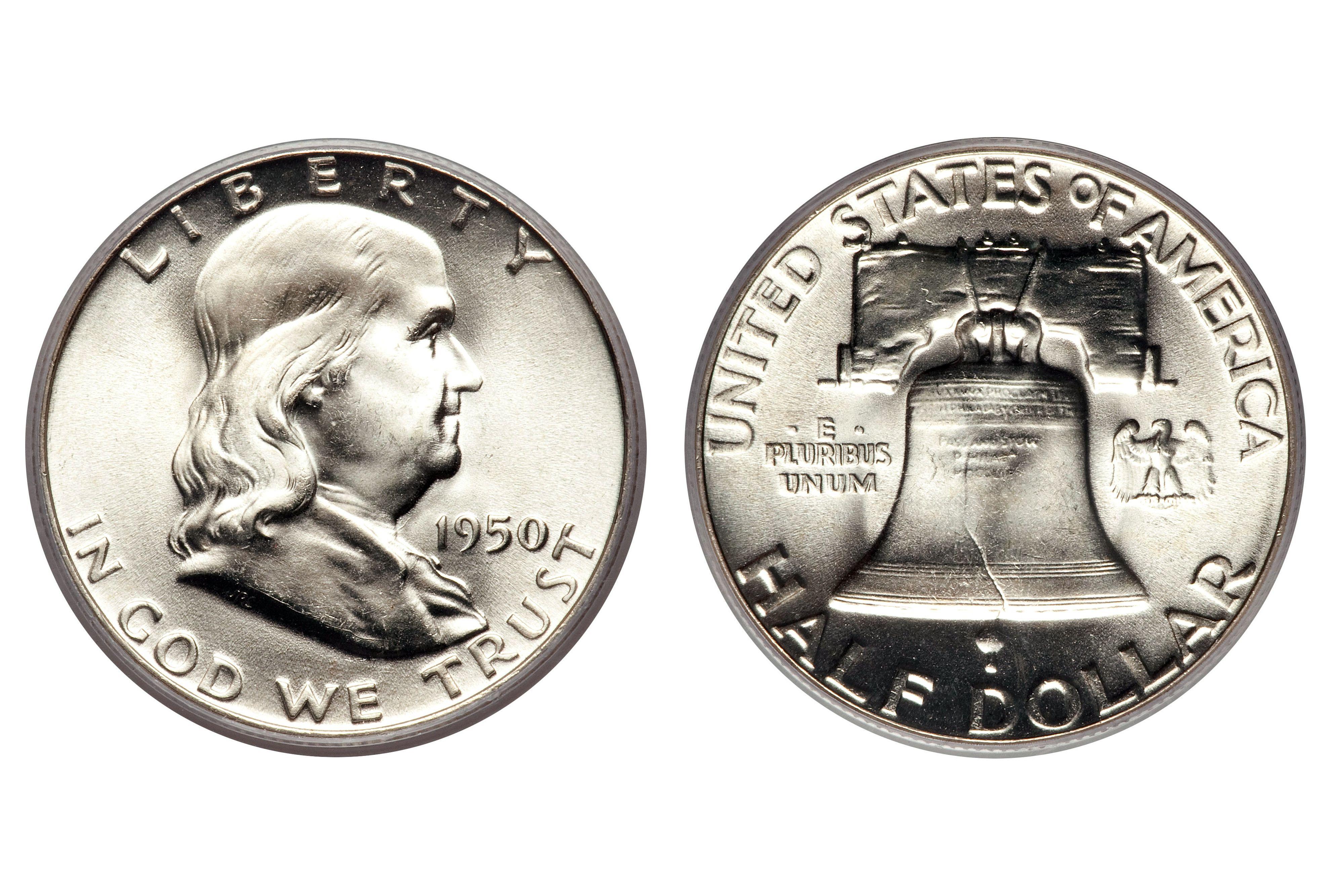 Franklin Half Dollar