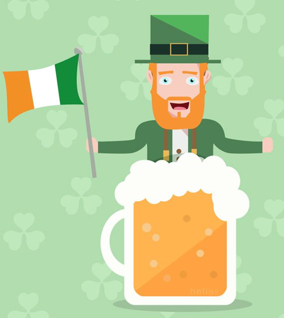 9 places to find free st patrick s day clip art