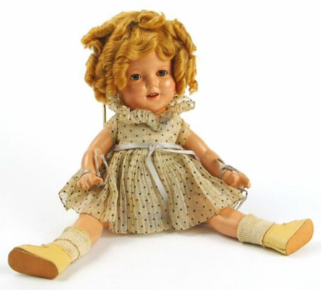 The Value of Collectible Shirley Temple Dolls
