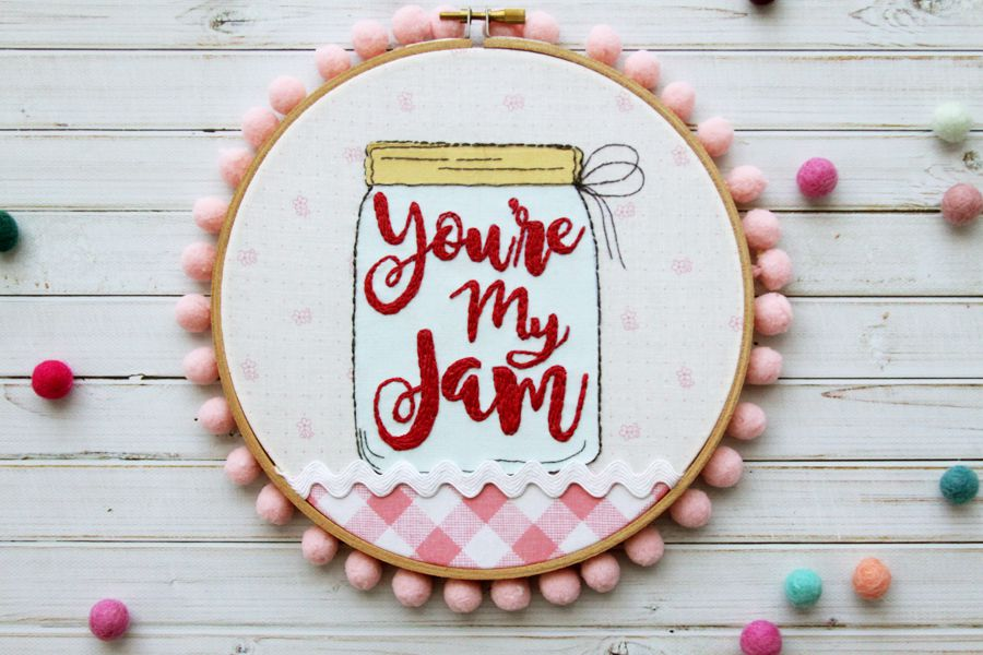You're My Jam Pattern