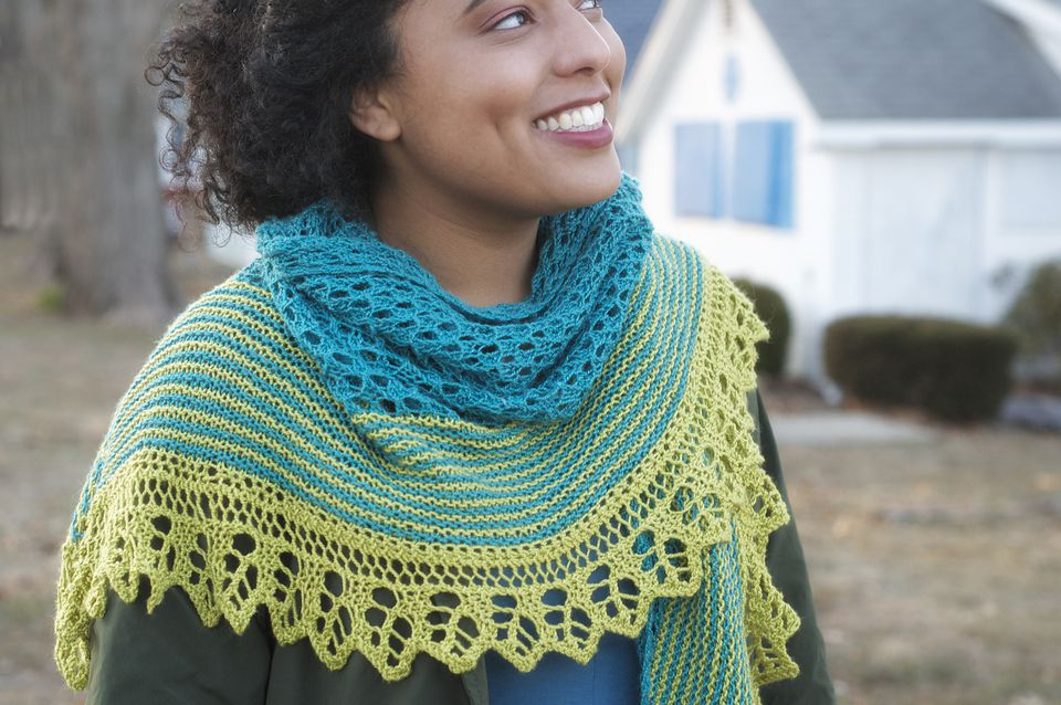 Roma Shawl Pattern