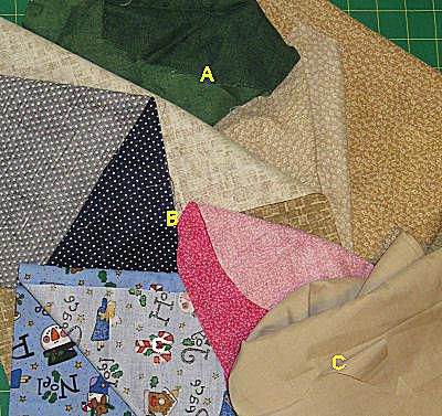 Choosing Fabric to sew clothing for children