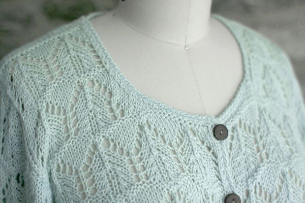 Granita Lace Sweater Pattern