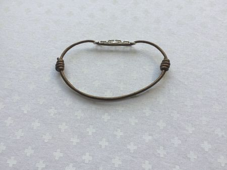 Sliding Knot Bracelet Tutorial